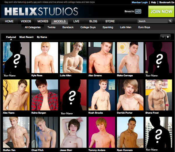 gay porn model application Studio Cody produces bareback porn  only.