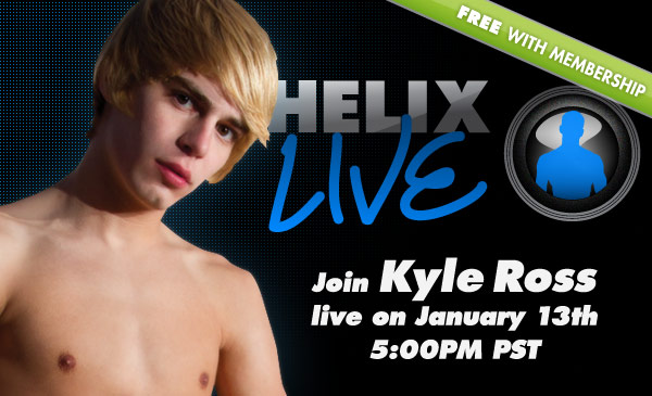 Kyle Ross Live Friday 13th