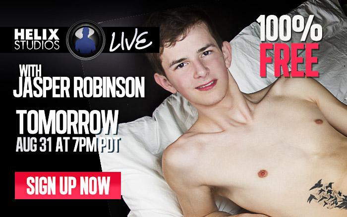 Jasper Robinson LIVE