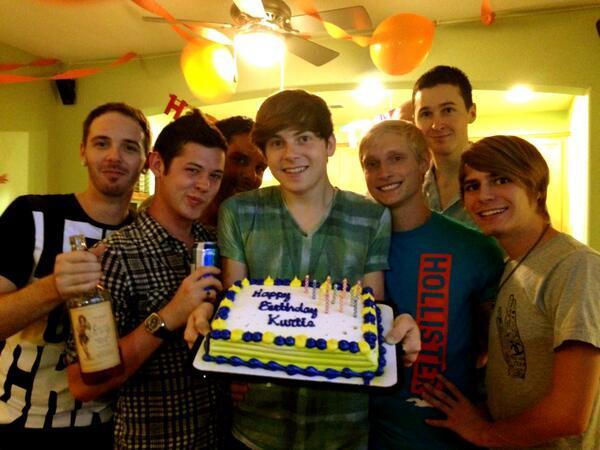 Happy Birthday Kurt!