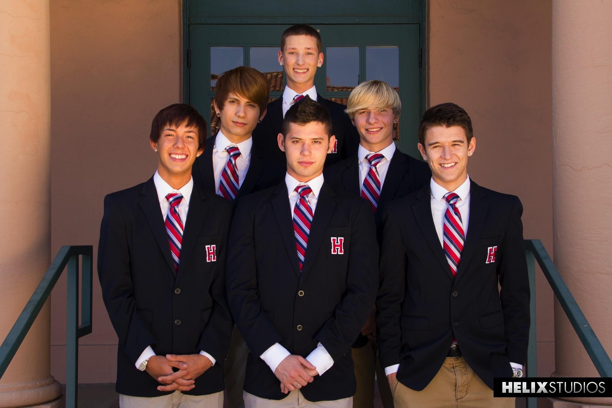 The boys of Helix Academy