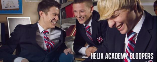 Helix Academy Bloopers