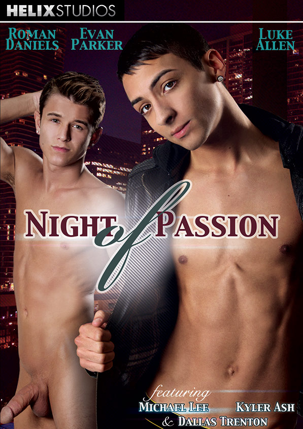 Night Of Passion cover