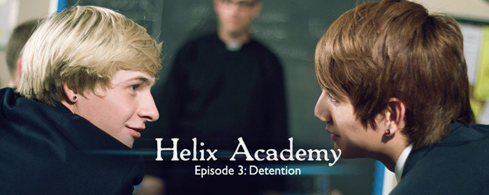 Helix Academy 3: Detention