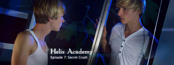 Helix Academy 7: Secret Crush