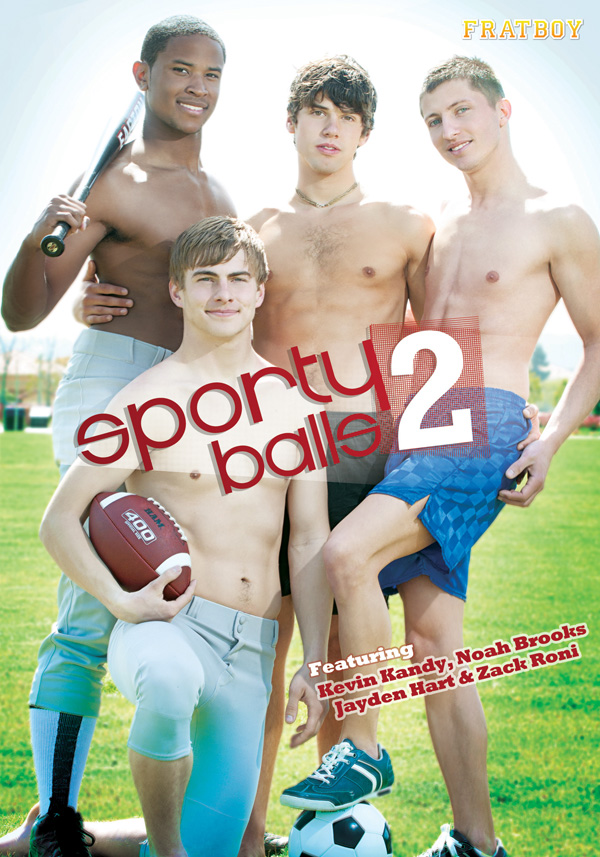Sporty Balls 2 now available on DVD