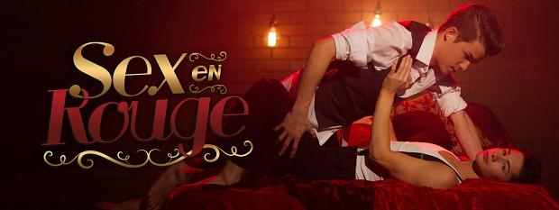 Helix Studios Exclusive models Andy Talyor & Liam Riley star in Sex En Rouge