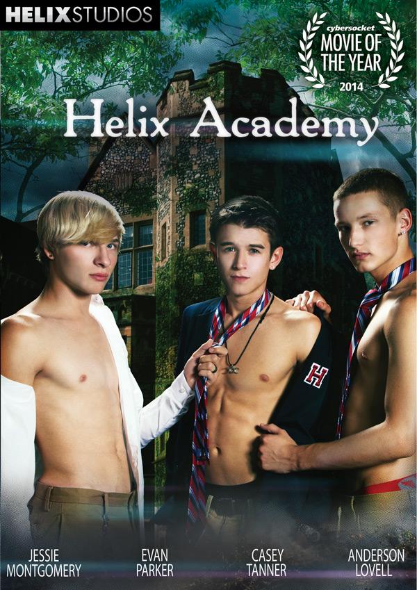 Helix Academy on DVD