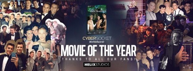Helix Academy wins Movie of the Year