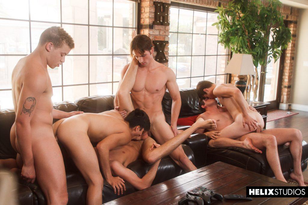 Splash, Josh Brady, Joey Mills, Corbin Colby, Cameron Parks, Luke Wilder, Angel Rivera